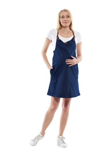 Hamile Elbisesi-Motherway Maternity